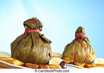 Peruvian food called Juane