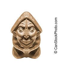 Peruvian Pre-Columbian Sculpture - Pre-columbian lost...