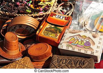 peruviano, souvenir