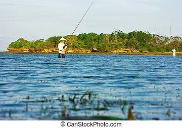 pesca, bali