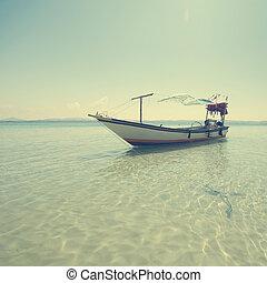 pesca, barco