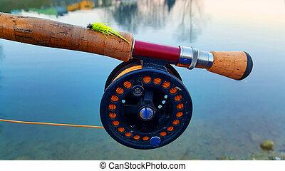 pesca mosca