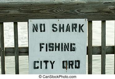 pesca, sinal
