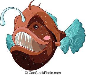 pescados de angler