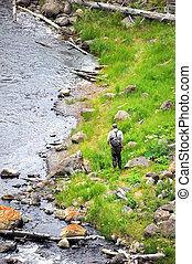 pescatore, yellowstone