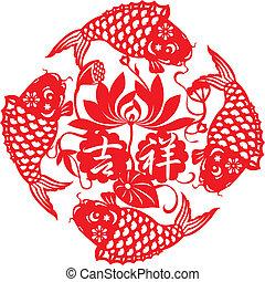 pesci, fortunato, cinese