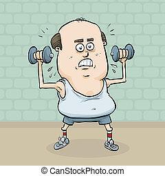 peso, allenamento