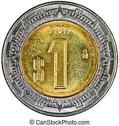 peso mexicain