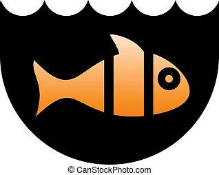 pesque ícone
