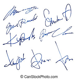 pessoal, assinaturas, jogo