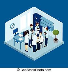 pessoal, clínica, conceito