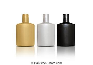 pessoal, cuidado pele, produtos, para, homens