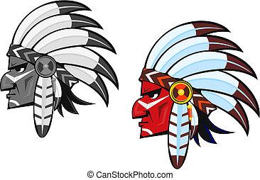 pessoas nativas