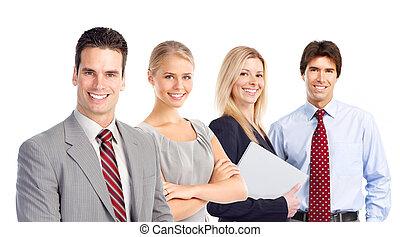 pessoas negócio, equipe