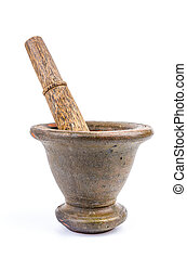 pestle mortar