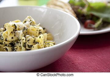 Pesto Perline Pasta