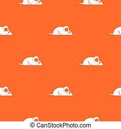 Pet mouse pattern seamless