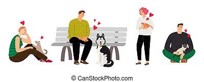 Pet owners set