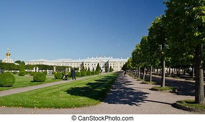Peterhof - Imperial Palace - St. Petersburg, Russia