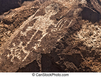Peteroglyph