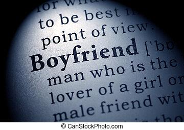 petit ami