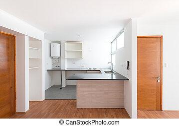 petit, appartement