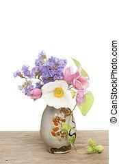 petit, arrangement fleur