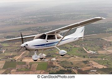 petit avion, voler