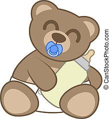 Petit bear - Creative design of petit bear