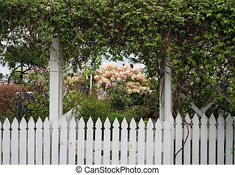 L gume vieux pouvantail jardin vieux jardin crosse photographie de stock rechercher - Piscine dans petit jardin de ville saint paul ...