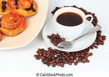 Petit Tasse Cafe Bresil