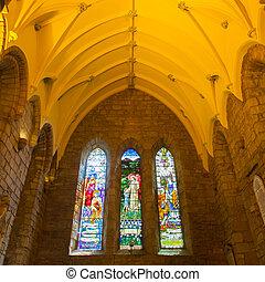 petit, dôme cathédrale, écossais