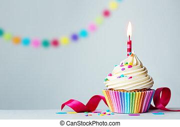 petit gâteau, anniversaire