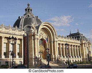 Petit Palais in Paris, France - Petit Palais or Small Palace...