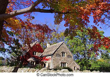 petite maison, cotswold