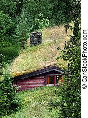 petite maison, suédois