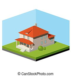 petite maison, suburbain