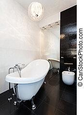 petite maison, vibrant, salle bains, -, original