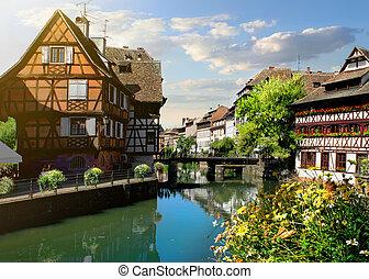 petite,  Strasbourg, França