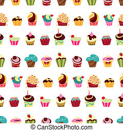 petits gâteaux, modèle