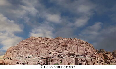 Petra, Jordan, Middle East -- it is a symbol of Jordan, as well as Jordan's most-visited tourist attraction. Petra has been a UNESCO World Heritage Site since 1985