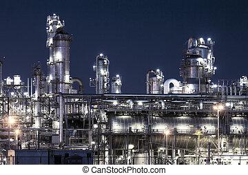 petrochemische installatie