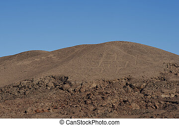 Petroglyphs on the Altiplano - Petroglyphs, ancient form of...