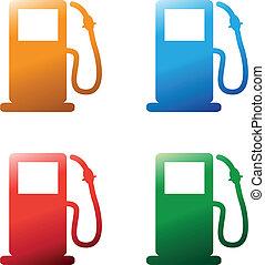 petrol bombeia