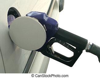 Petrol Pump - Petrol kiosk pump