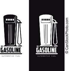 petrol station logo