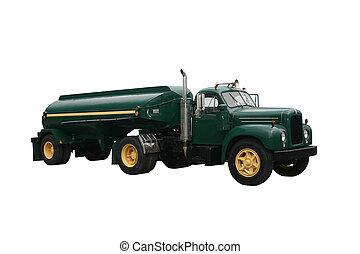 petroleiro, verde