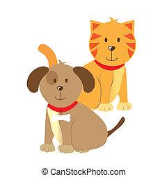 pets design  over white background vector illustration