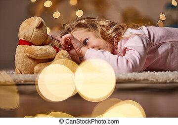 peu, jouet, jouer, joyeux, enfant