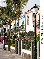 Peurto de Mogan in Gran Canaria